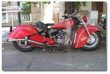 Motos Indian Motos Indian de ocasin en venta